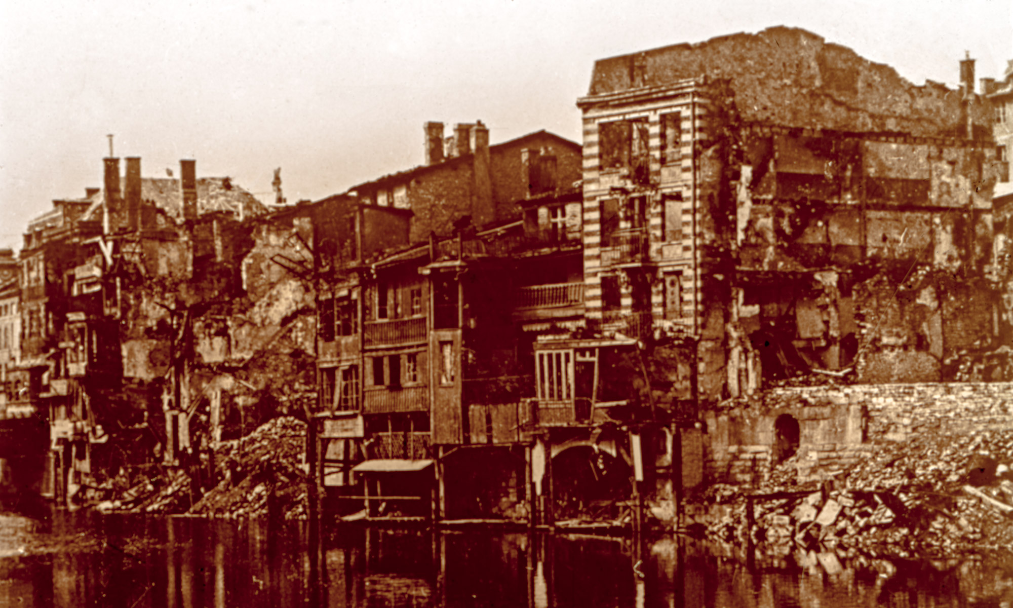 Brooklyn Stereography
